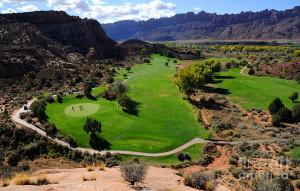 Desert Canyon Golf Course http://fineartamerica.com/featured/desert-canyon-golf-course-gary-whitton.html