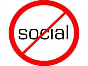 anti-social