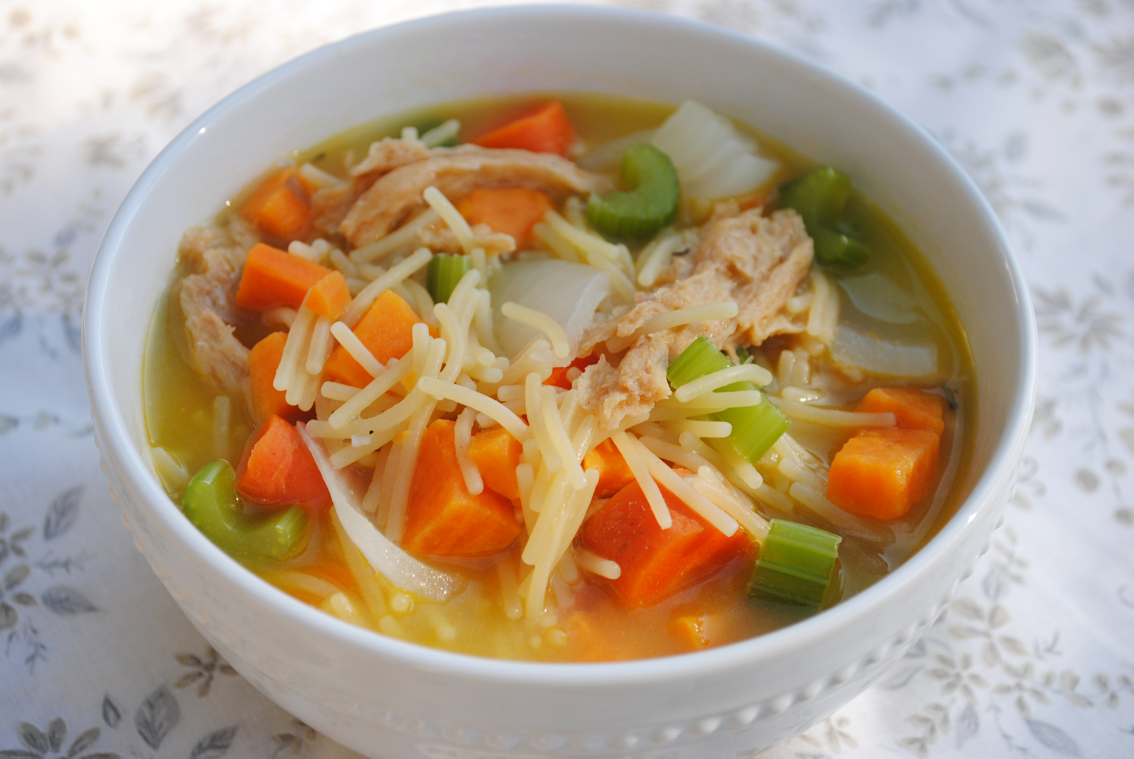 Is chicken soup good for the soul siowfa14 science in our world chicken noodle soup forumfinder