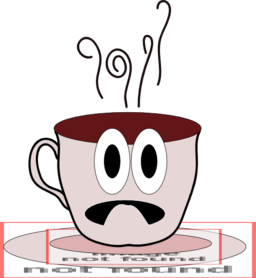 clipart-sad-hot-coffee-cup-256x256-834b