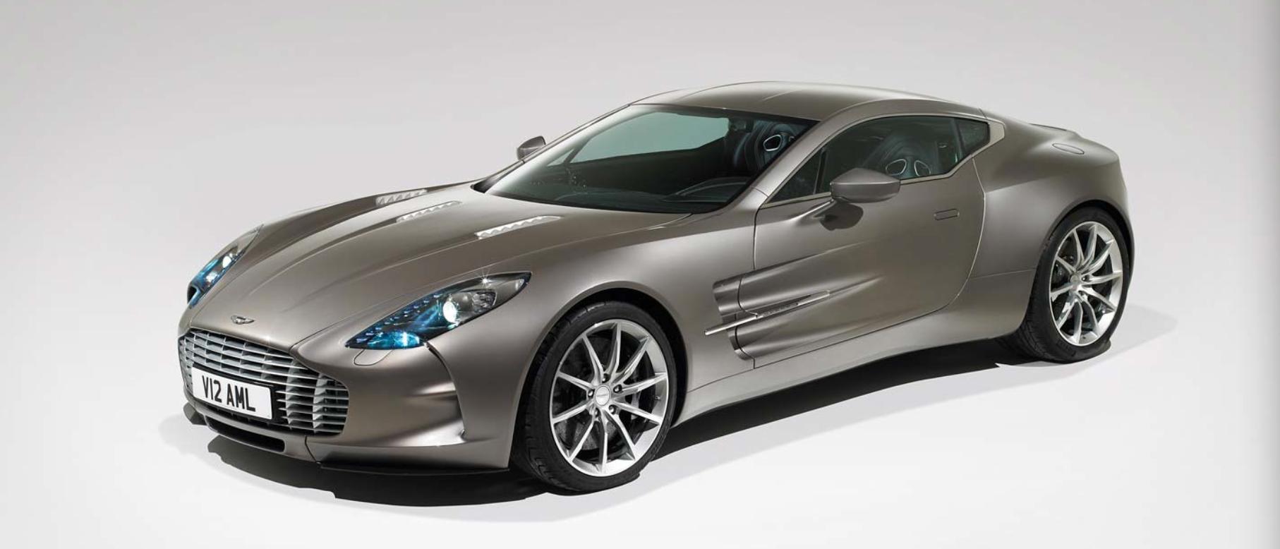Aston Martin One 77 Kit Car