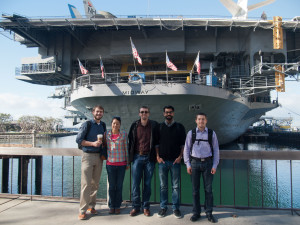 CCPP students explore San Diego