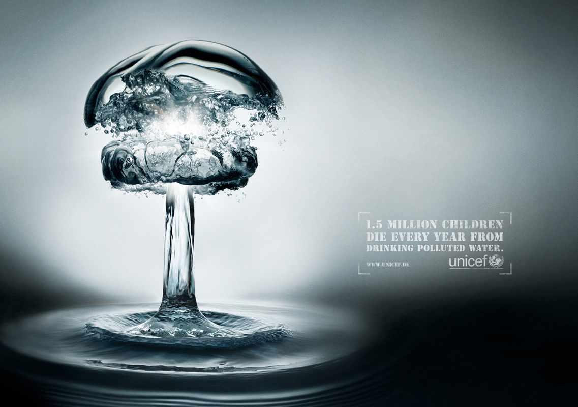 water is life speech