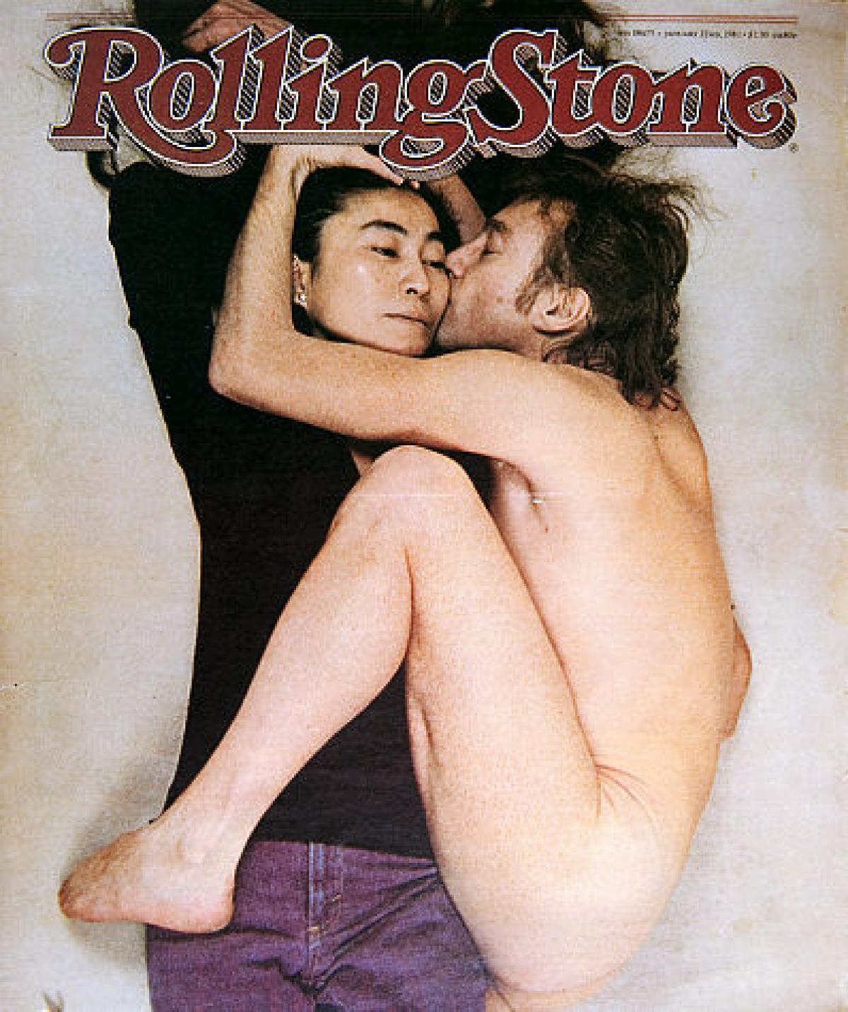John Lennon Yoko Ono Rolling Stone