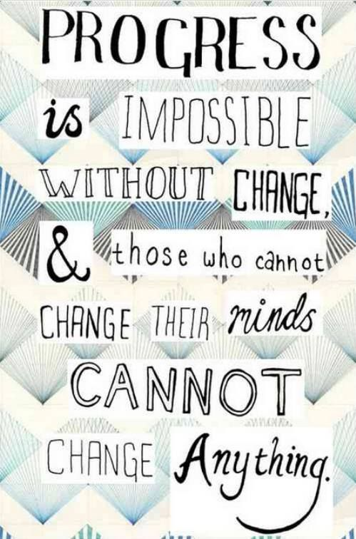 Progress Quotes Notes
