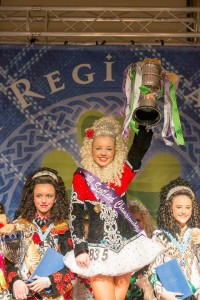 This dancer won the All Scotland Championship title the U14 age division.