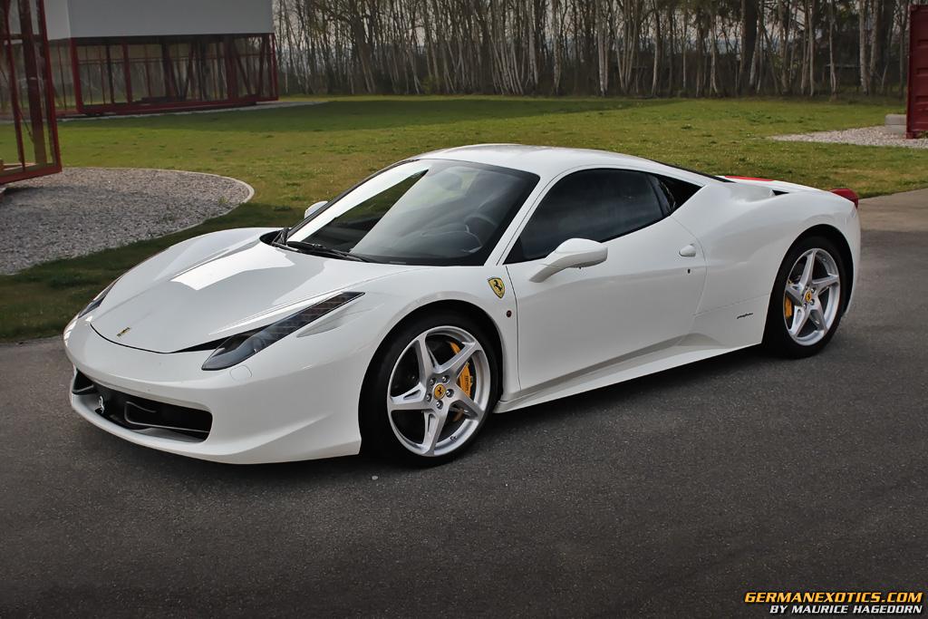 NEW Ferrari 458 Italia