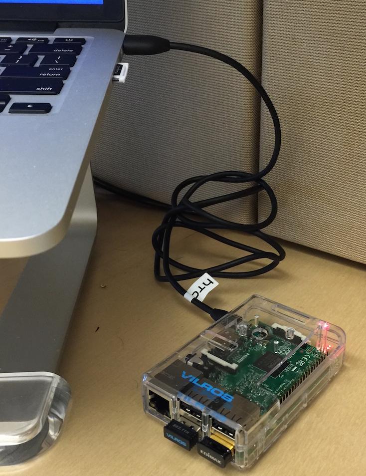 Pi1: auto-Headless Raspberry Pi | jpm165