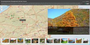 Fall Color Tourism