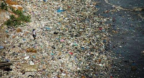 Great Pacific Garbage Patch L Immensa Isola Di Plastica