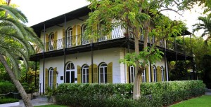 Hemingway's Home in Key West, FL