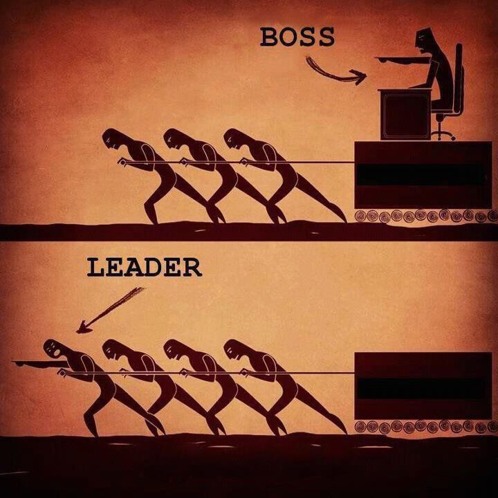 fbfd956590 Boss vs Leader