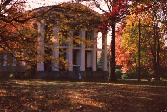 1986 Blair Co Baker Mansion Oct 29 1986