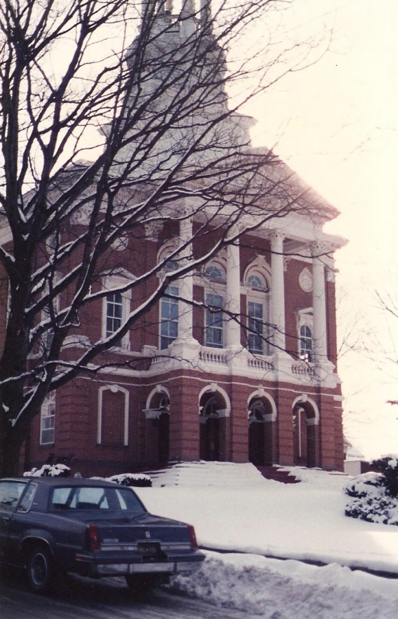 A Pic 1986 Other Feb 12 1986 Juniata Co Court House