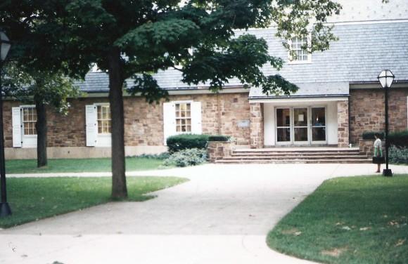 G Pic Monroe Co Moravian Coll & Theological Sem Aug 9 1987