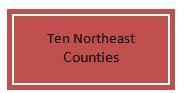 Ten Northeast Counties Capture