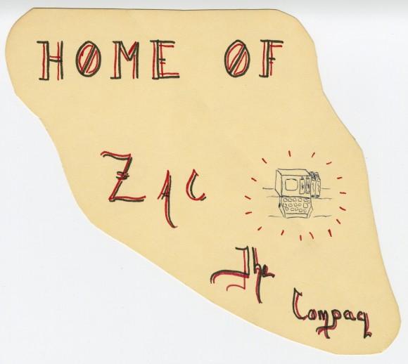ZC Glossary computer sign