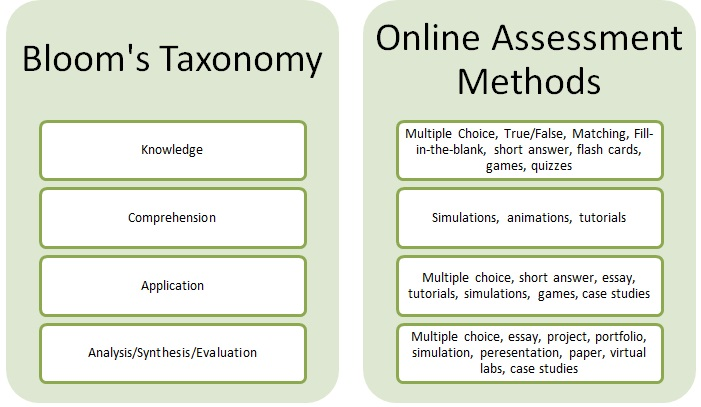 Types Of Online Assessments  Online Assessment