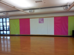 mirrorless fitness class