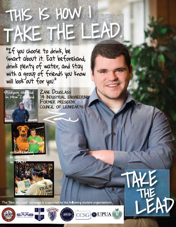 Penn State Take the Lead 2014
