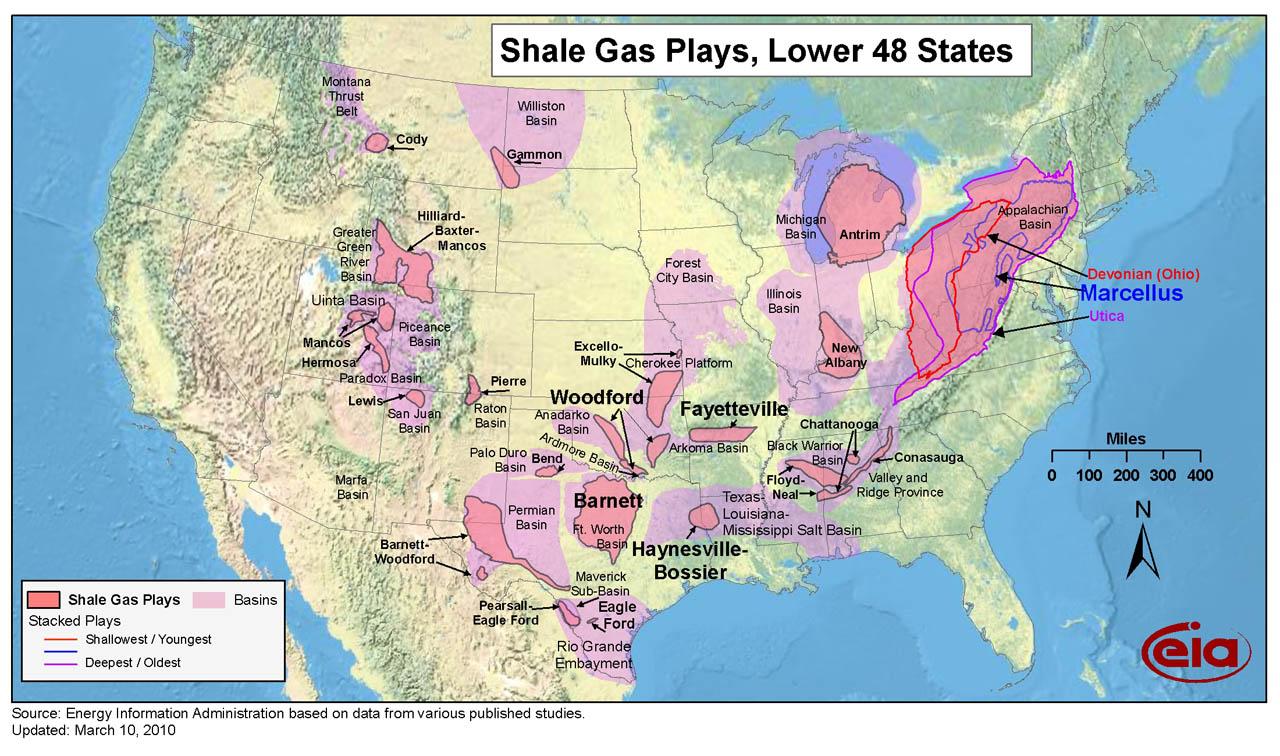 Fracking In The Neighborhood