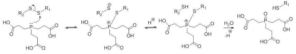 TCEP mechanism