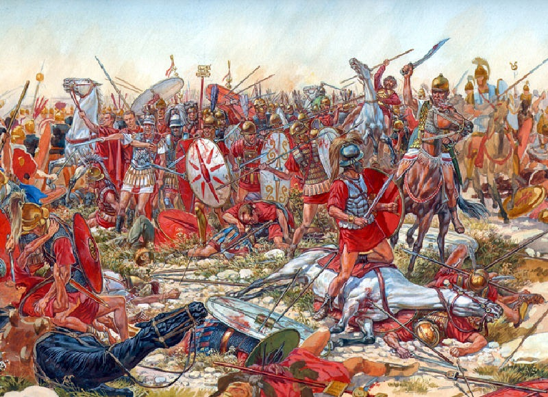 Why was the roman empire so powerful?