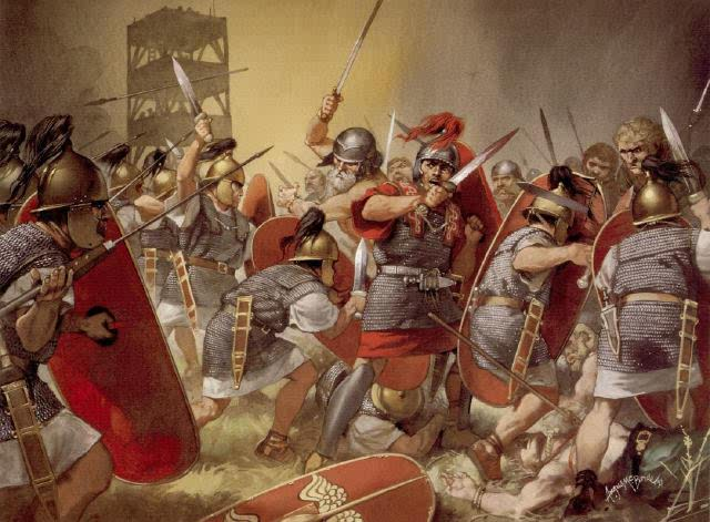 """polybius roman army essay Polybius, """"the roman army"""" (polybius (c200-after 118 bce): rome at the end of the punic wars [history, book 6])the discipline and dedication of the citizen-soldiers help explain rome 's success in conquering a world empire."""