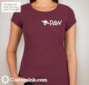 paw-tshirt
