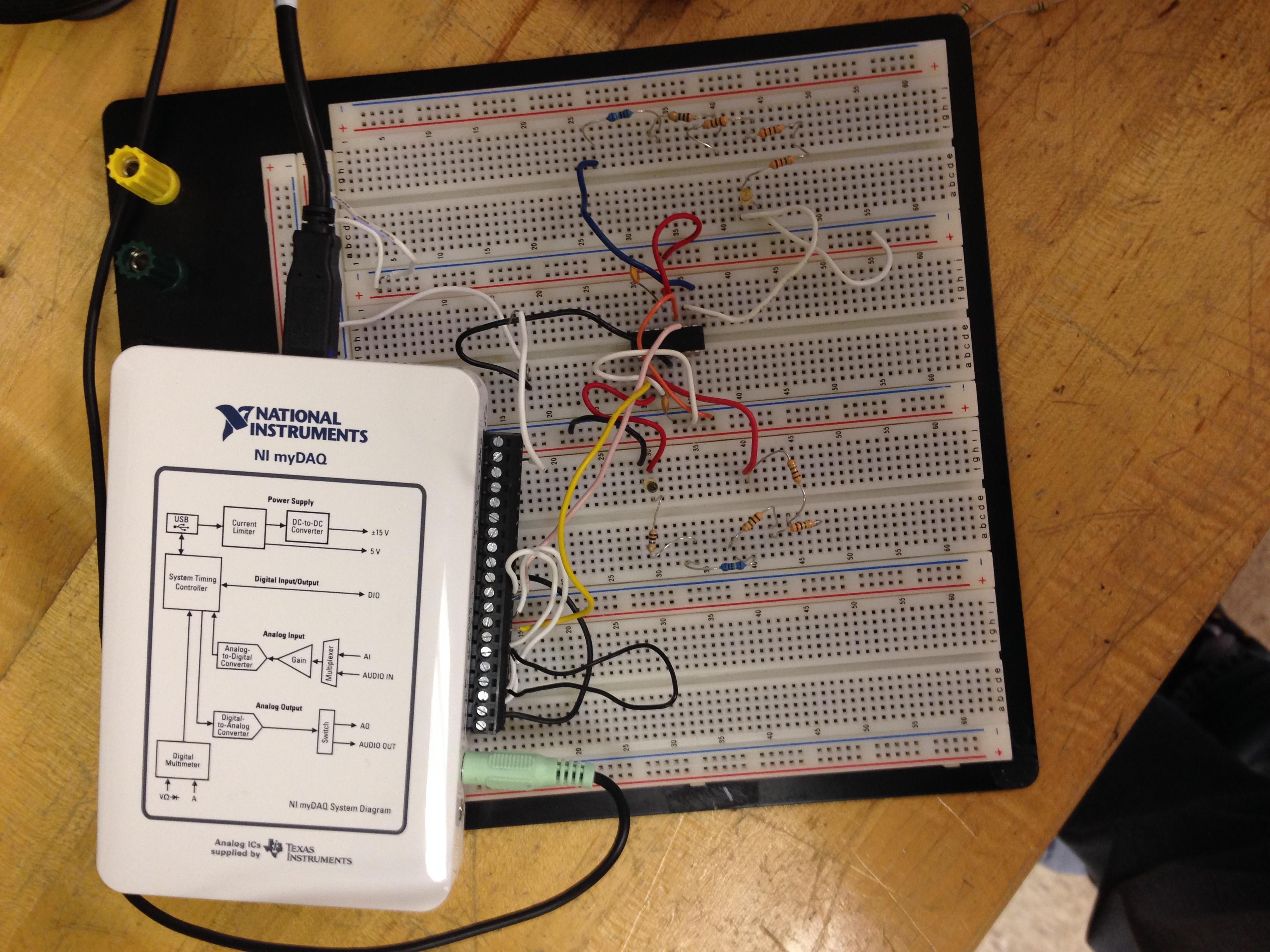 Accomplishments Kyle Sibert Theremin Circuit Diagram Optical Physical Circut