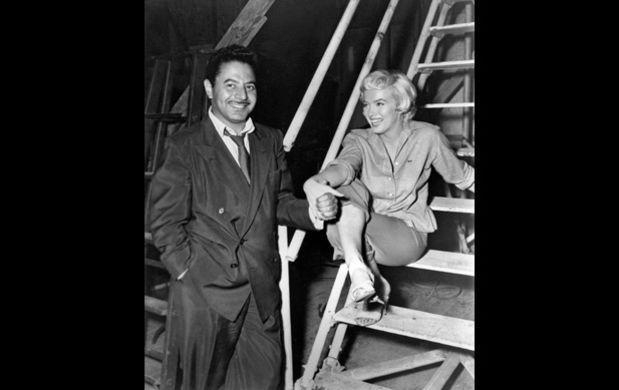Sam and Marilyn