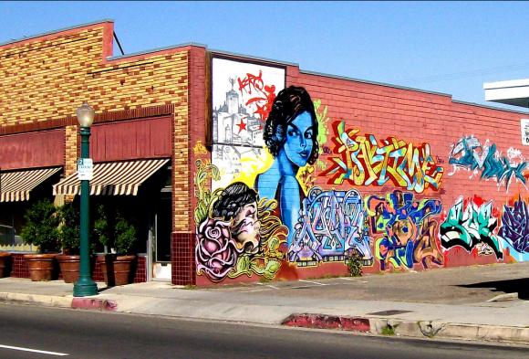 TowerGraffiti