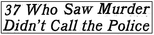 NYTgenoveseHeadline1964
