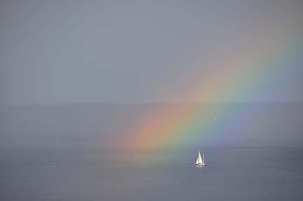 St. Lucia rainbow - BrooksRDoG