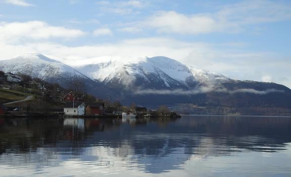 Rosendal, Norway.