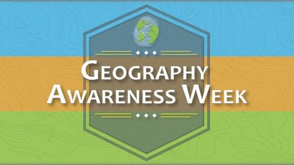 Geography Awareness Week