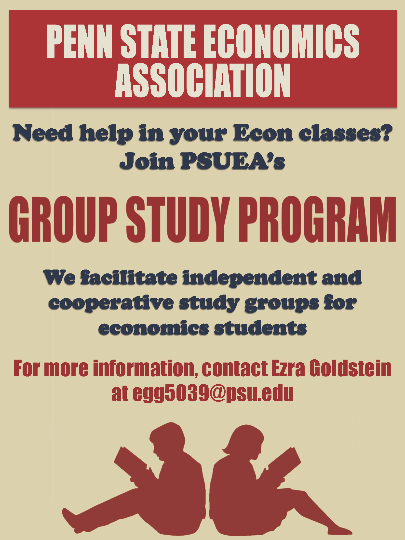 Group Study Flyer