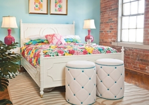 lilly bedroom