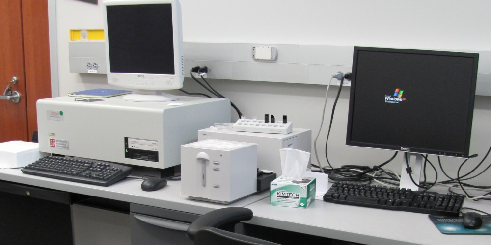Particle Analyzer and UV-Vis Spectrometer