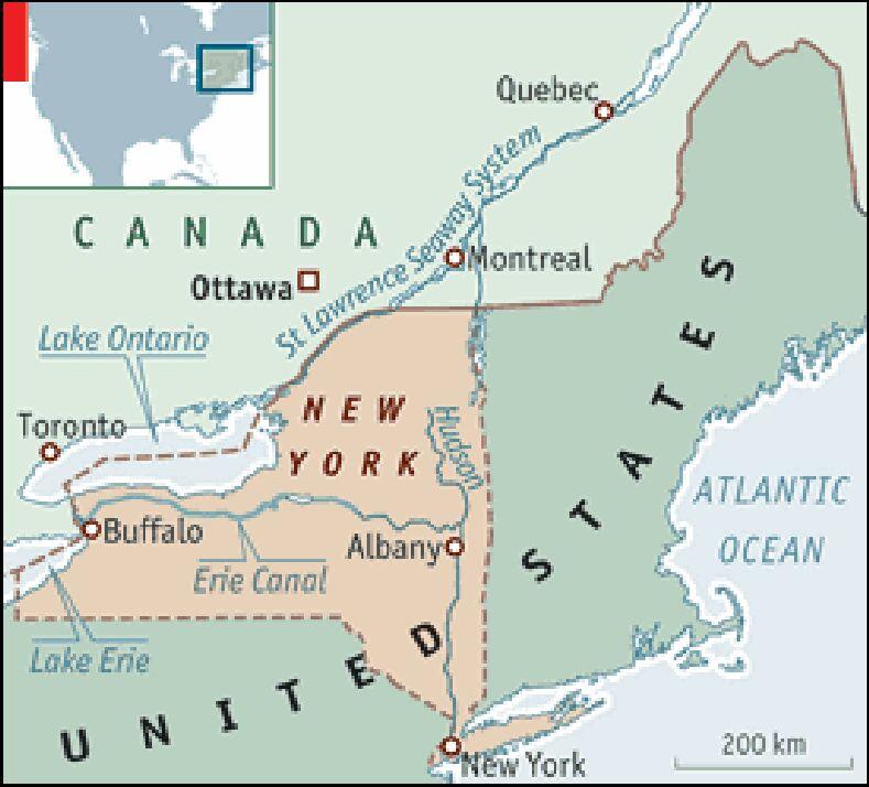 Buffalo Isnt that like in Canada Noahs Blog
