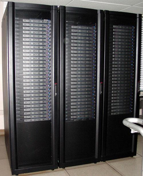 Circle Of Supercomputer Life