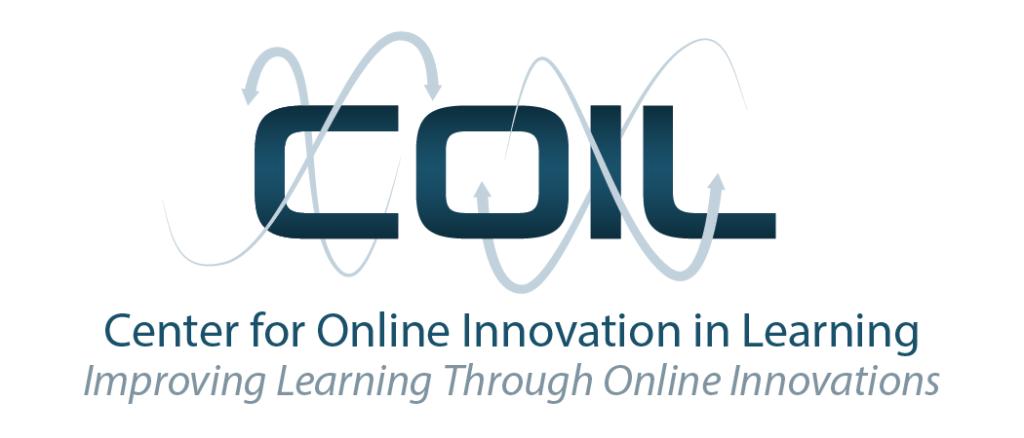 Center for Online Innovation in Learning logo