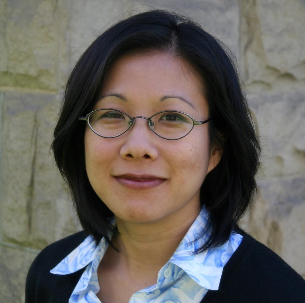 Head and shoulder shot of Mimi Ito
