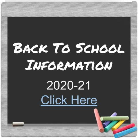 Click here for links about back to school information for the 2020-21 school year