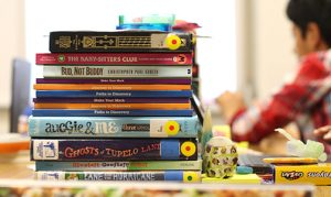 RRISD Books to Support Curriculum