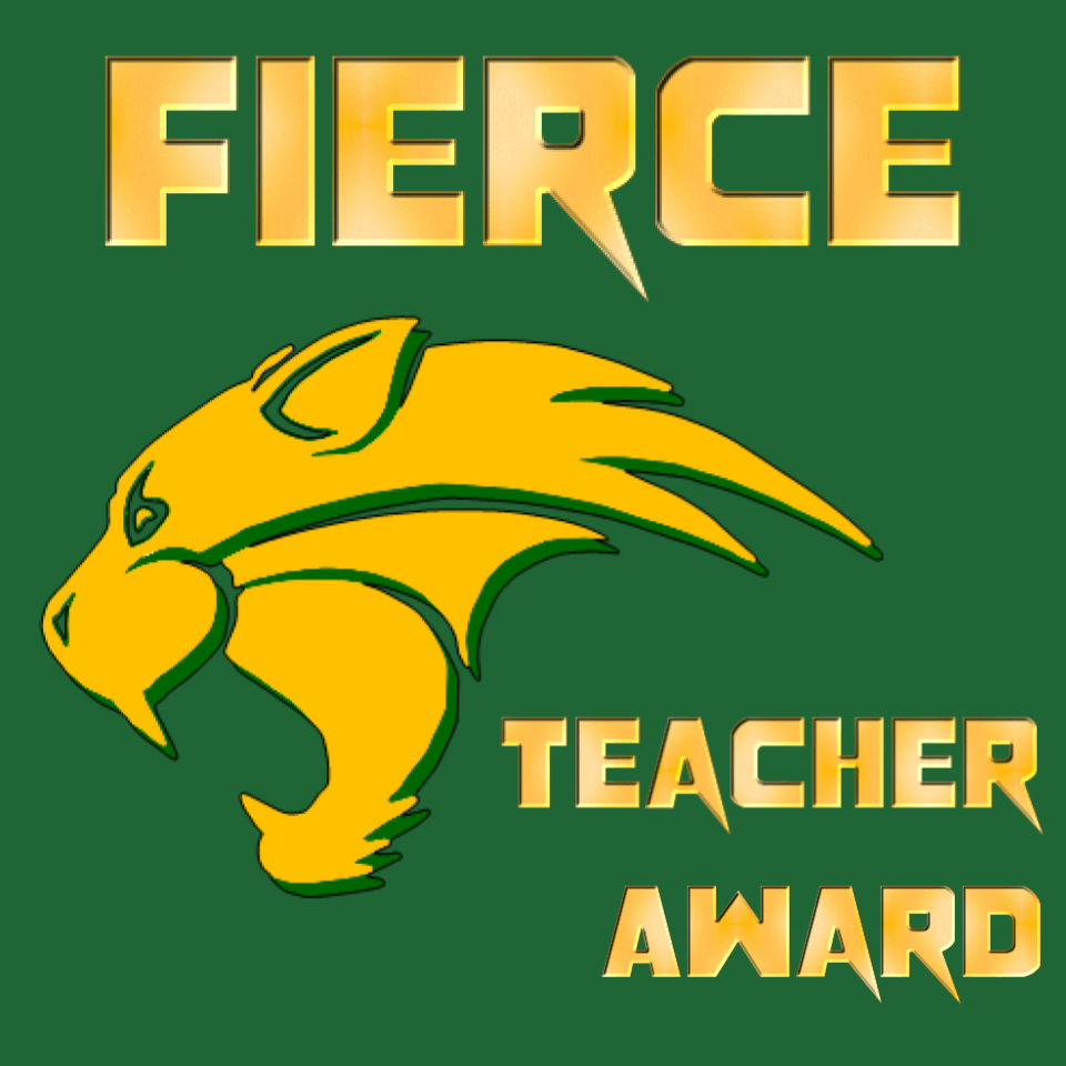 Walsh Fierce Teacher Award