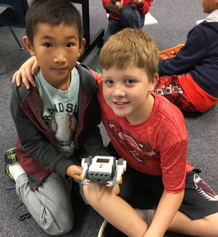 LEGO Robotics at GOES