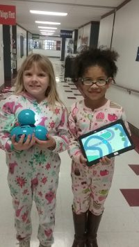 GOES – Coding in First Grade with Dash and Dot