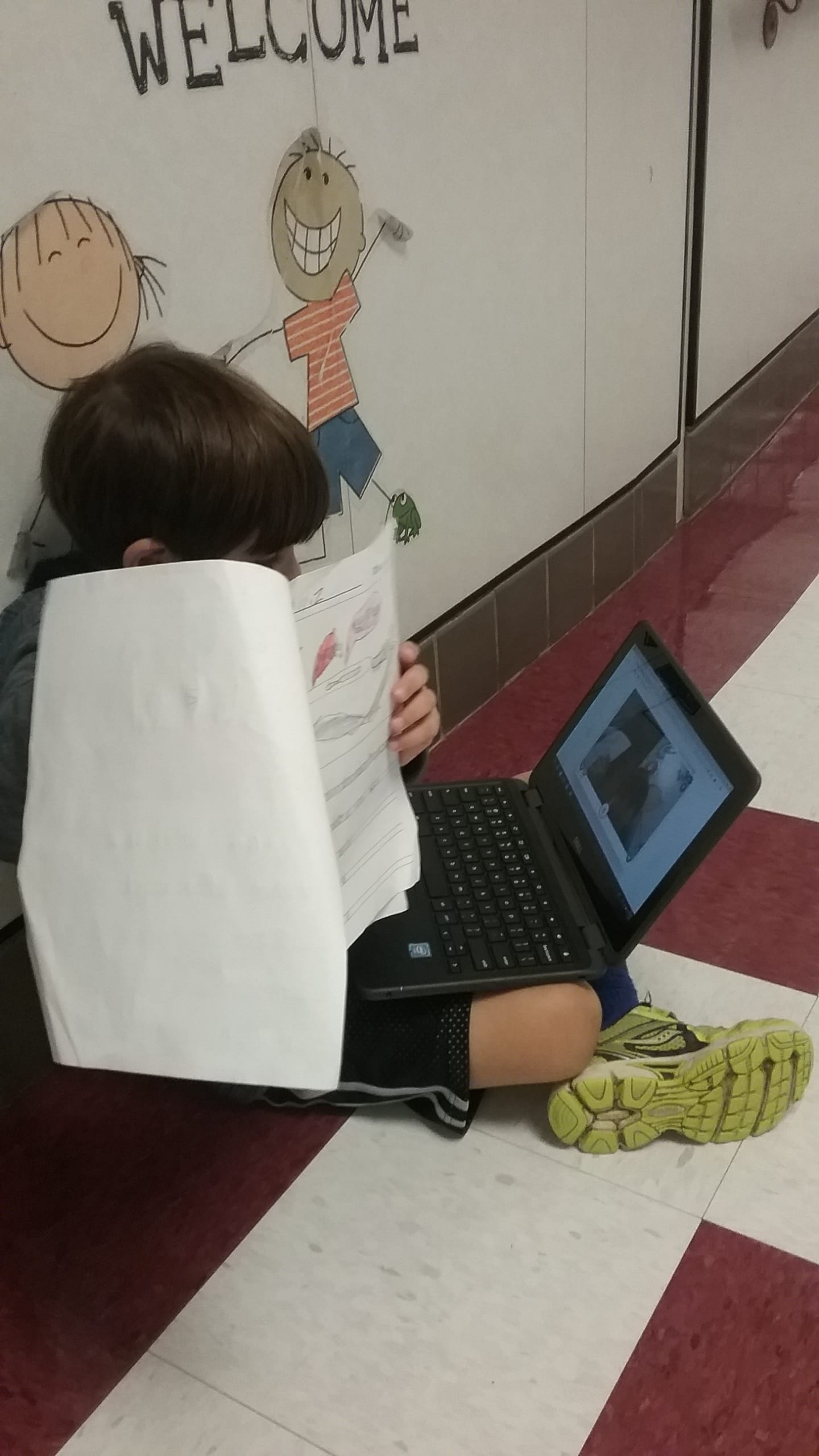 GOES – Flipgrid in First Grade