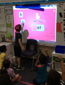 GOES – Putting Tech to Use in Kinder